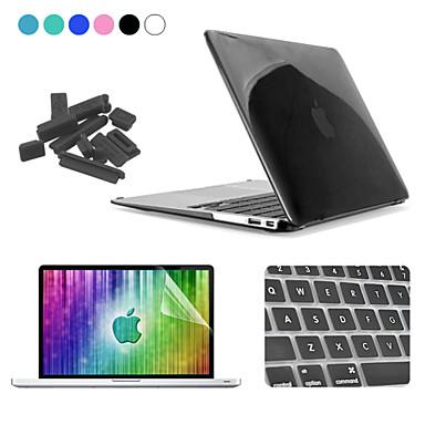 MacBook Tok Egyszínű   Átlátszó Műanyag mert MacBook Air 13 hüvelyk ... 33854c3bdb