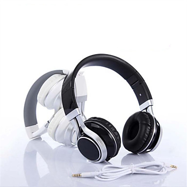 EP-16 Στο αυτί Κεφαλόδεσμος Ενσύρματη Ακουστικά Κεφαλής Δυναμικός Πλαστική ύλη Κινητό Τηλέφωνο Ακουστικά HIFI Απομόνωση θορύβου Ακουστικά