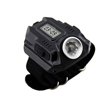 LED LED-Zaklampen / Hoofdlampband LED 7lm 7 Verlichtings Modus Compact formaat / Noodgeval Kamperen / wandelen / grotten verkennen /