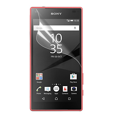 alta definição flim protetor de tela para Sony Xperia z5 compacto