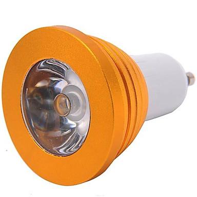 YWXLIGHT® 300 lm E14 GU10 E26/E27 LED-spotlampen MR16 1 leds Krachtige LED Dimbaar Op afstand bedienbaar RGB AC 85-265V