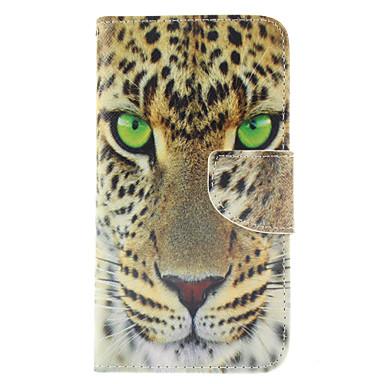 tok Για Samsung Galaxy Samsung Galaxy Θήκη Θήκη καρτών Πορτοφόλι με βάση στήριξης Ανοιγόμενη Πλήρης Θήκη Ζώο PU δέρμα για Grand Prime