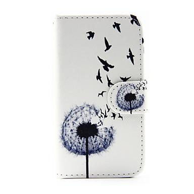 Για Samsung Galaxy Θήκη Θήκη καρτών / Πορτοφόλι / με βάση στήριξης / Ανοιγόμενη tok Πλήρης κάλυψη tok Ραδίκι Συνθετικό δέρμα SamsungJ5 /