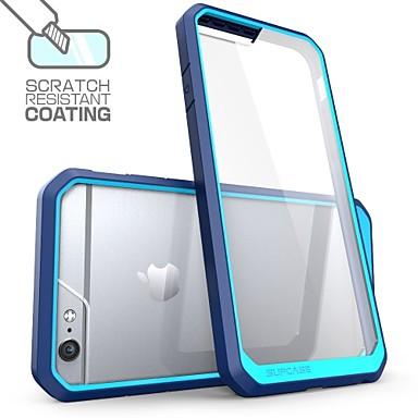 prêmio híbrido caso pára-choque de proteção para iphone 6 plus / 6s mais (cores sortidas)