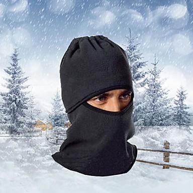 Skibivakmuts kommandopipot/Bivakmuts Winter Houd Warm Winddicht Stofbestendig Ademend Recreatiesport Fietsen / Fietsen Heren Dames Fleece