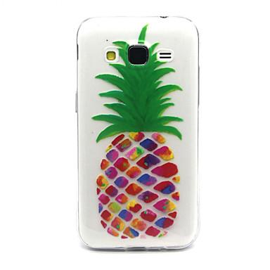 tok Για Samsung Galaxy Samsung Galaxy Θήκη Με σχέδια Πίσω Κάλυμμα Φρούτα TPU για Core