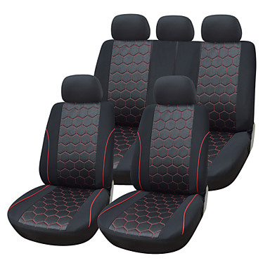 Καλύμματα καθισμάτων αυτοκινήτου Καλύμματα καθισμάτων Υφασμα Για Universal