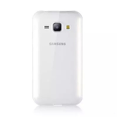 Για Samsung Galaxy Θήκη Διαφανής tok Πίσω Κάλυμμα tok Μονόχρωμη TPU Samsung J5