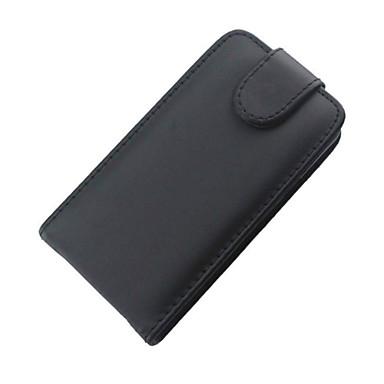 Voor Huawei hoesje Flip hoesje Volledige behuizing hoesje Effen kleur Hard PU-leer Huawei Huawei Y520