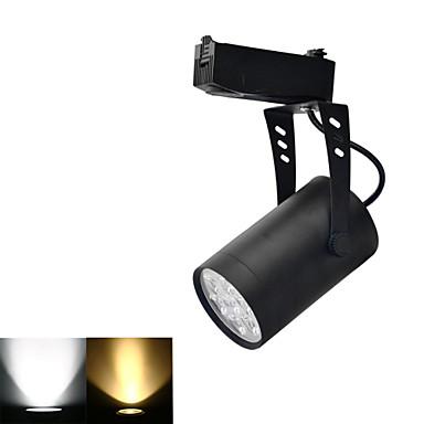 6000-6500/3000-3200 lm Φωτιστικό σε ράγα 3 leds LED Υψηλης Ισχύος Διακοσμητικό Θερμό Λευκό Ψυχρό Λευκό AC 85-265V