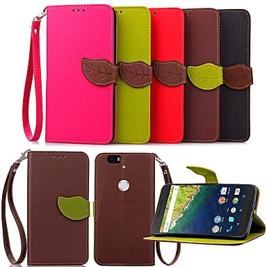 Capinha Para Huawei Capinha Huawei Capa Proteção Completa PU Leather para Huawei