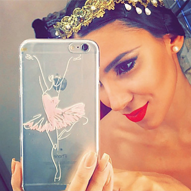 per 04564951 Plus Per iPhone retro Custodia iPhone Apple 8 X Fantasia iPhone 5 X Per iPhone TPU Morbido iPhone Sexy 8 iPhone Transparente disegno 8 Custodia 4B7TqFg