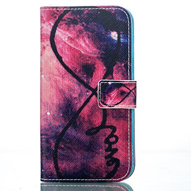 제품 삼성 갤럭시 케이스 케이스 커버 지갑 카드 홀더 스탠드 풀 바디 케이스 풍경 소프트 인조 가죽 용 Samsung J5 J1