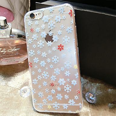 Capinha Para iPhone 6s Plus iPhone 6 Plus Apple iPhone 6 Plus Capa traseira Macia TPU para