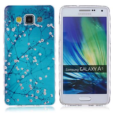 Capinha Para Samsung Galaxy Samsung Galaxy Capinhas Capa traseira TPU para A5 A3