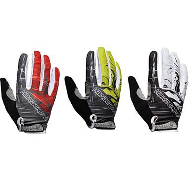 Handcrew® Activiteit/Sport Handschoenen Fietshandschoenen Lange Vinger Spandex Fietsen / Fietsen Heren Dames