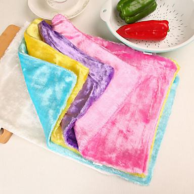 não contaminado com óleo de lavagem estilo aleatório toalha
