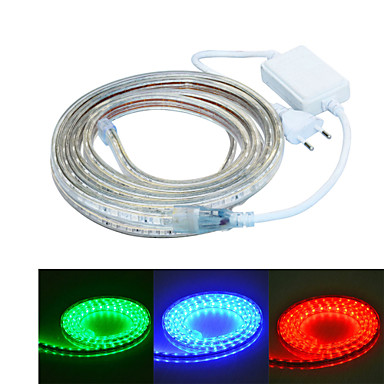 180 LEDs RGB Waterbestendig Geschikt voor voertuigen AC110 AC220 AC 110V AC 220V V
