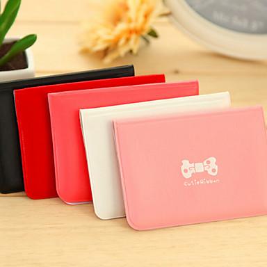Willekeurige kleur - Schattig - Plastic - Credit Card houders -