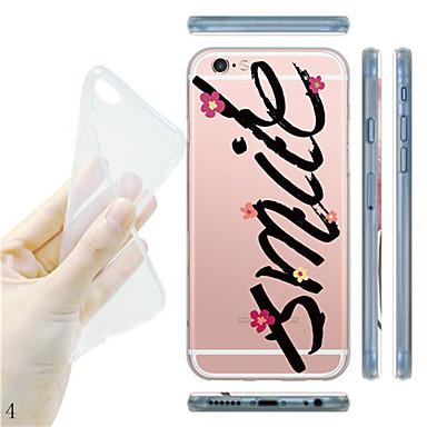 famose iPhone 6 X 04713661 6 Transparente iPhone retro Per iPhone Custodia Morbido iPhone disegno Per TPU Plus Apple Frasi Fantasia iPhone per X 8 wqpgwTfCx1