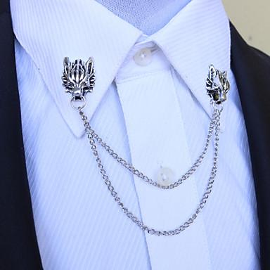 Heren Kostuum juwelen Legering Draak Sieraden Voor Dagelijks Causaal Sport