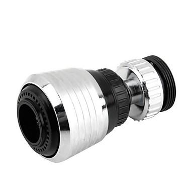 360 roterende keukenkraan nozzle adapter badkamer kraan accessoires filtertip waterbesparende
