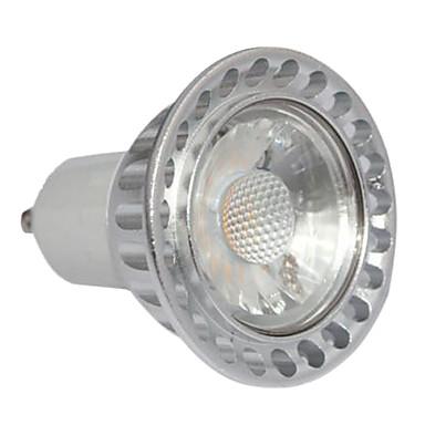 3W GU10 LED Spot Lampen MR16 1 Leds COB Abblendbar Warmes Weiß 260-300lm 3000K AC 220-240V