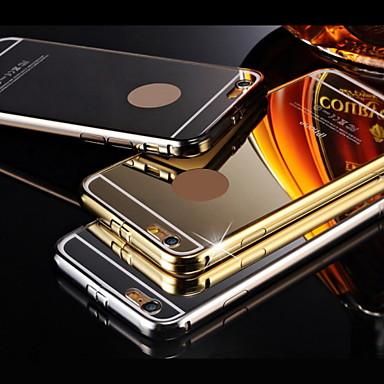 metallic pc chapeamento Capa para iPhone 6s 6 mais