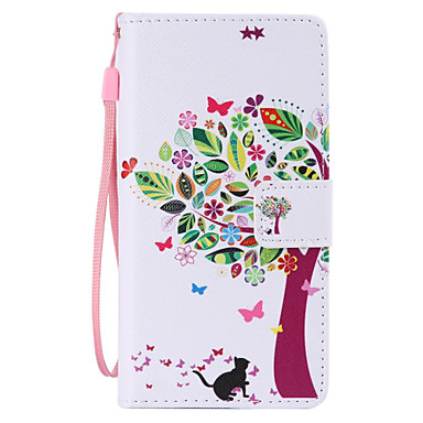 Capinha Para Huawei P8 Huawei Huawei P8 Lite P8 Lite P8 Capinha Huawei Porta-Cartão Carteira Com Suporte Flip Capa Proteção Completa