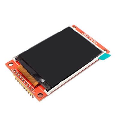 2.2 polegadas spi 240 x 320 cores TFT LCD módulo compatível 5110 4 io para arduino