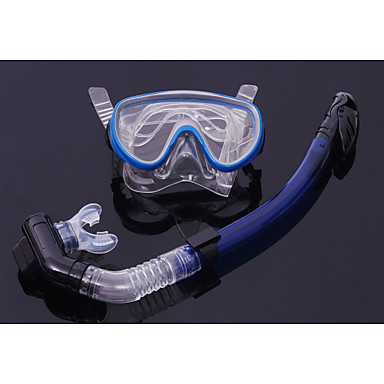 Duiken pakketten Zwemmasker bril Snorkelset Dry top Duiken & Snorkelen Silicone