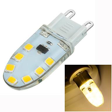 200-300 lm G9 LED à Double Broches Encastrée Moderne 14 diodes électroluminescentes SMD 2835 Intensité Réglable Décorative Blanc Chaud AC