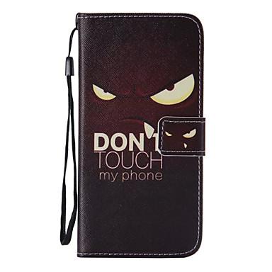 Para Samsung Galaxy S7 Edge Carteira / Porta-Cartão / Com Suporte / Flip Capinha Corpo Inteiro Capinha Desenho Couro PU SamsungS7 edge /