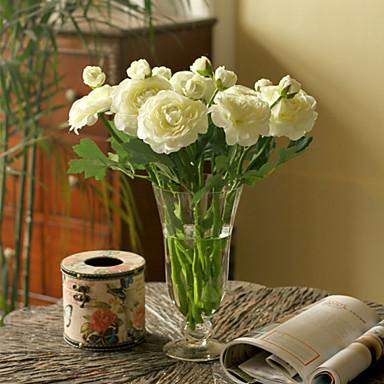 Zijde Lotus / Camellia Kunstbloemen