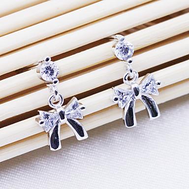 Dames Oorknopjes Sterling zilver Sieraden Voor Bruiloft Feest Dagelijks Causaal Sport