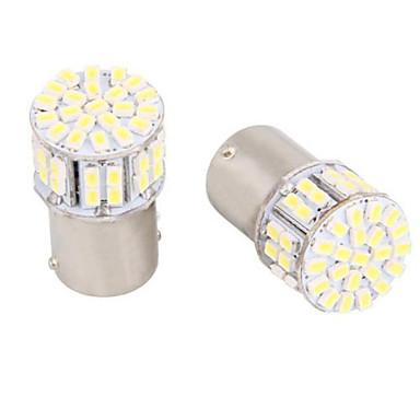 4stk 1156 Bil Elpærer SMD LED LED Baglygte For Universel