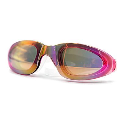 Zwembrillen Anti-condens Silicagel PC Zwart Transparant Rood Zwart Blauw Donkerblauw