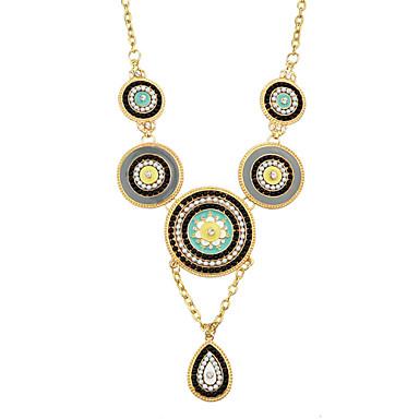 Dames Vorm Choker kettingen Legering Choker kettingen Feest Dagelijks Causaal Kostuum juwelen