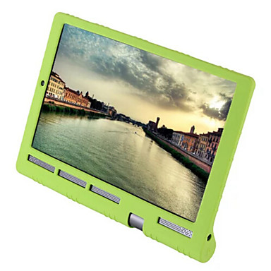 new product 65c59 ca9fc Case For Lenovo Lenovo Yoga Tab 3 Pro Back Cover Solid Colored Soft ...