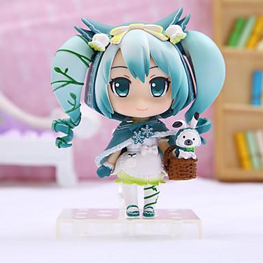 Anime Action Figures geinspireerd door Vocaloid Hatsune Miku PVC 16cm CM Modelspeelgoed Speelgoedpop