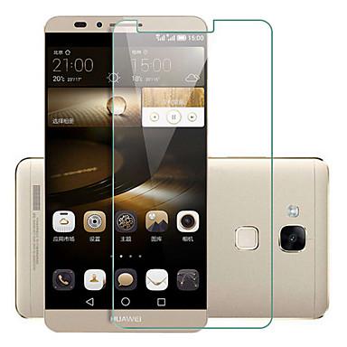 explosieveilige premium gehard glas filmdoek beschermkap 0,3 mm gehard membraan boog voor Huawei mate 7