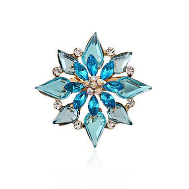 Dames Edelsteen Acryl Strass imitatie Diamond Legering Modieus Sieraden Feest Dagelijks Causaal