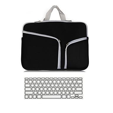 핸드백 용 한 색상 직물 MacBook Pro 15인치 MacBook Air 13인치 MacBook Pro 13인치 MacBook Air 11인치 Macbook MacBook Pro 15인치 레티나 MacBook Pro 13인치 레티나