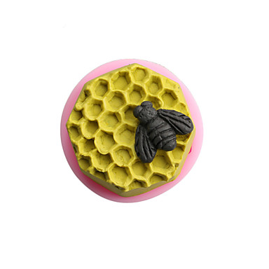Pişirme Kalıp Hayvan Tart Kurabiye Kek Silikon Çevre-dostu Kendin-Yap 3D