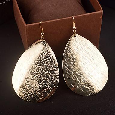 Dames Druppel oorbellen Opvallende sieraden PERSGepersonaliseerd Kostuum juwelen Legering Sieraden Sieraden Voor Bruiloft Feest Dagelijks