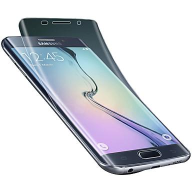 Képernyővédő fólia Samsung Galaxy mert S6 edge plus S6 edge PET Kijelzővédő fólia Anti-ujjlenyomat