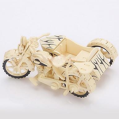 장난감 자동차 / 3D퍼즐 / 직쏘 퍼즐 모토 시뮬레이션 나무 오토바이 선물