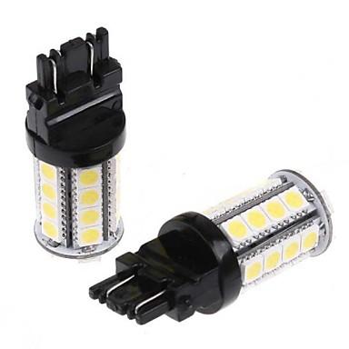 2 개 magotan 특수 자동차의 테일 램프는 30smd 램프를 자동차 브레이크 램프 자동차 bakc을 주도 3157 15w 5050 안개 램프를 주도
