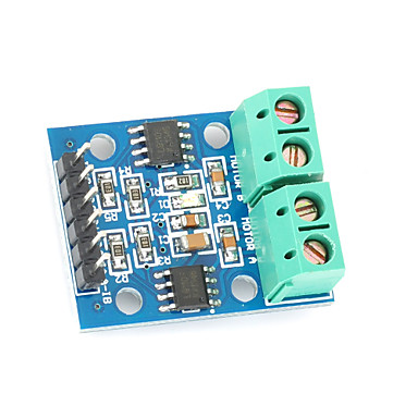 nieuwe n l9110s dual ch dc motor driver controller board h-brug stepper voor Arduino