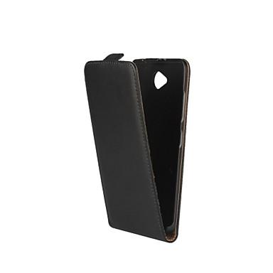 hoesje Voor Overige Nokia Nokia hoesje Flip Volledig hoesje Effen Hard PU-nahka voor